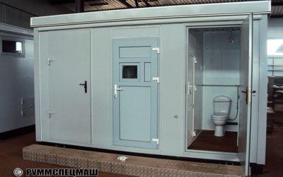2012 Санитарное помещение (туалет)