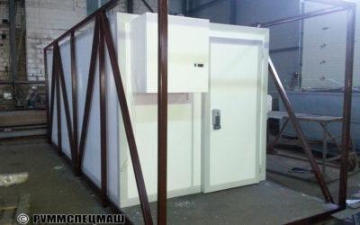 2014 Холодильная камера в 20футовом контейнере