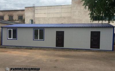 2015 модульное здание столовая