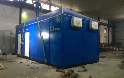2020 Блок-контейнер модульный ПМ 9050
